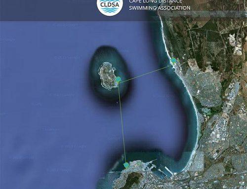 El nedador extrem d'aigües obertes Miquel Suñer viatja a Sud-àfrica per completar la travessia de Robben Island a Ciutat del Cap.